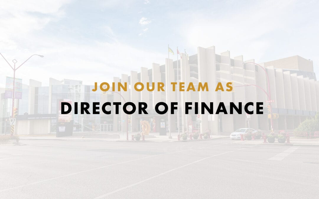 Join our team as Director of Finance